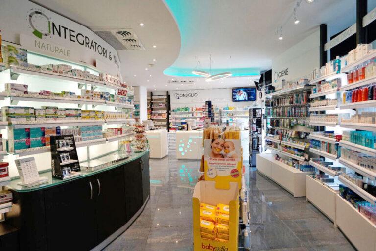 Arredo Farmacia Mambreti