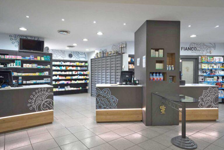 CLOU Arredi Farmacie-farmacia-Borsa-Farmawrapping