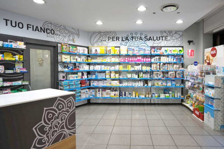 CLOU Arredi Farmacie-farmacia-Borsa Melzo-Farmawrapping
