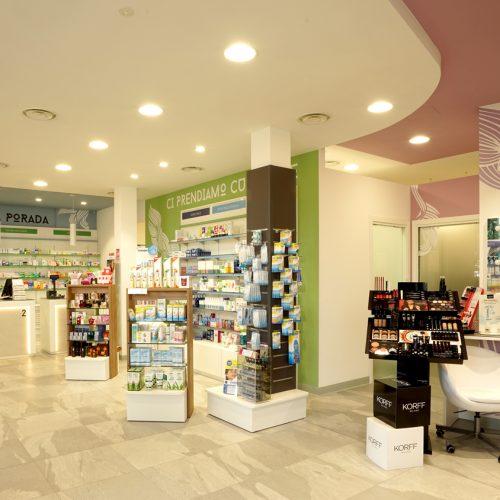 CLOU Arredi Farmacie-farmacia Porada